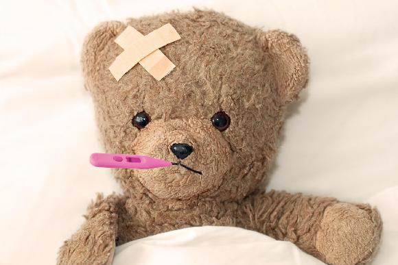 Kinderziekten en kwaaltjes