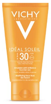 Vichy Ideal Soleil Dry Touch SPF30 - 50ml