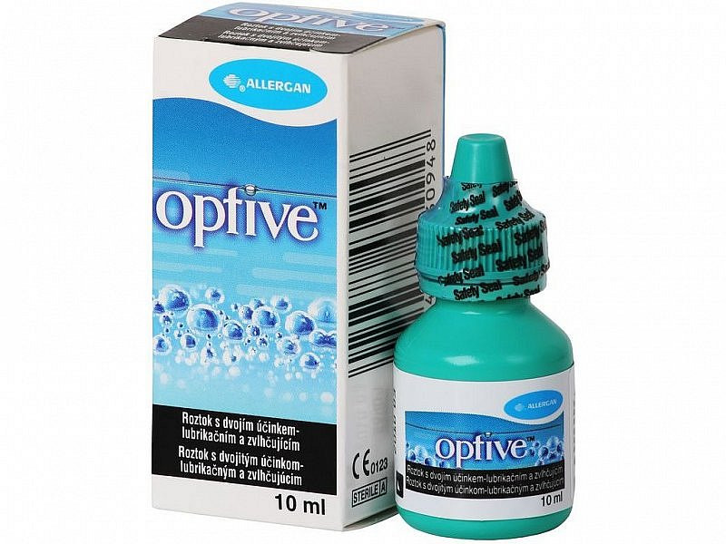 Allergan Optive Oogdruppels