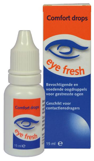 Eyefresh Comfort Drops