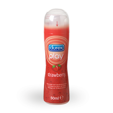 Durex Play Strawberry