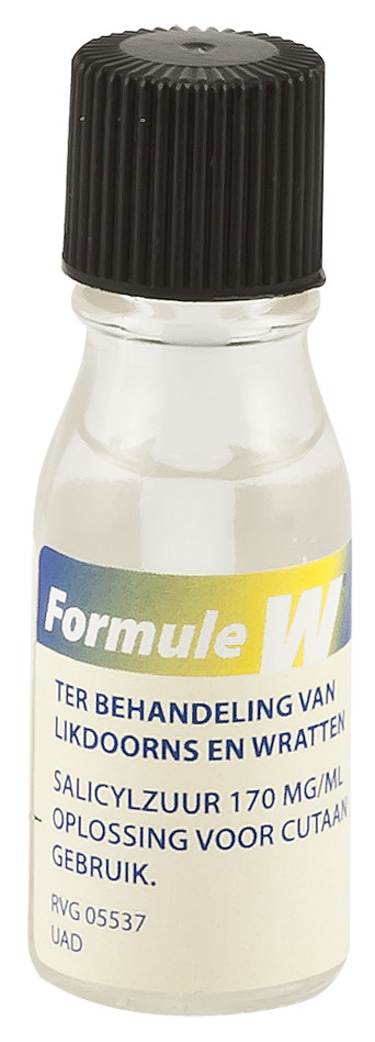 Formule W Wrattentinctuur 170 mg/ml