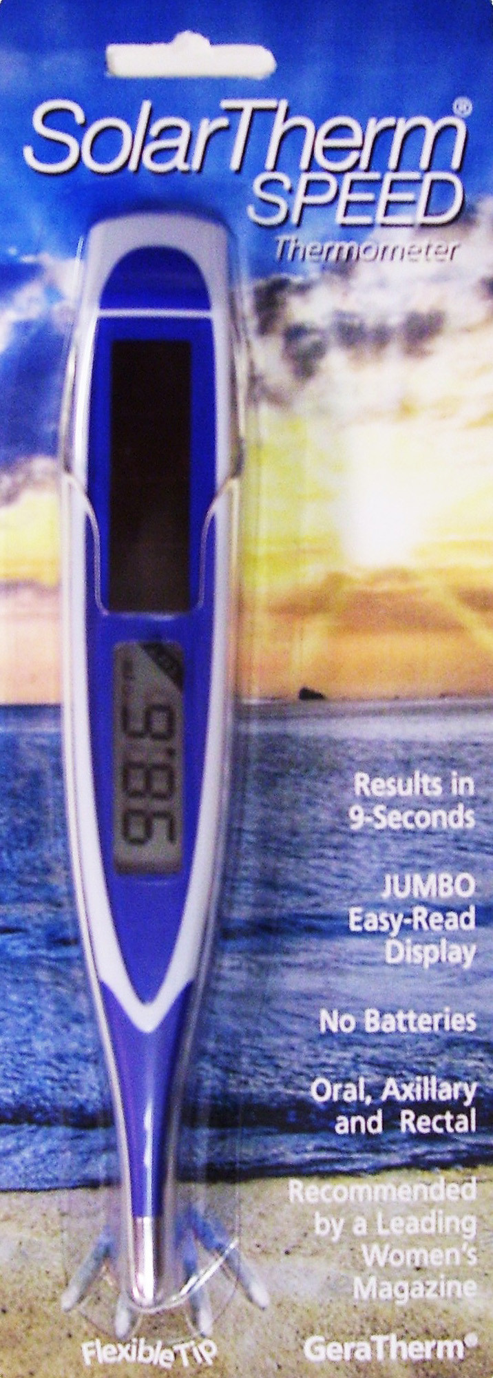 Geratherm Thermometer Solar Speed