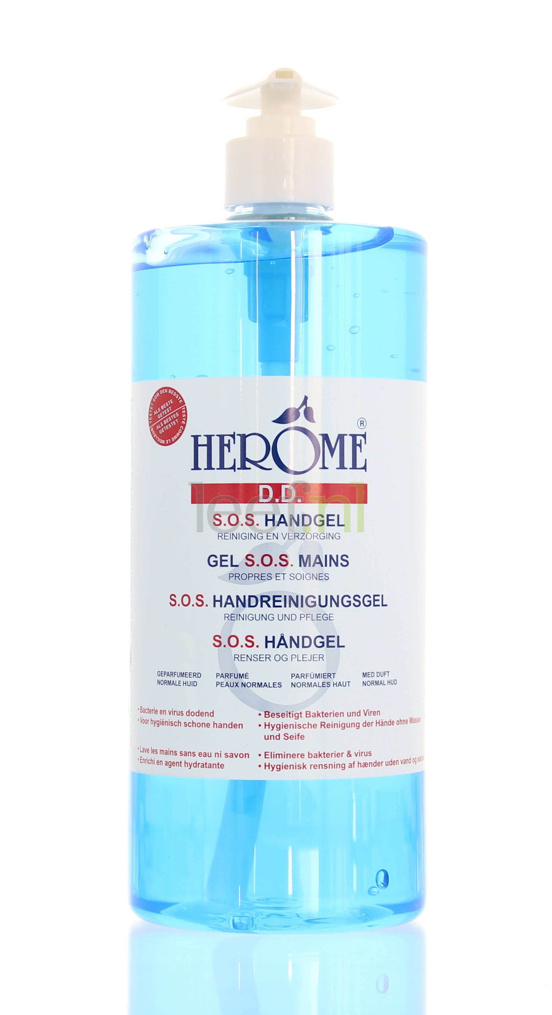 Herôme Direct Desinfect SOS Handgel
