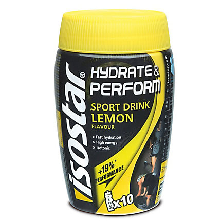 Isostar Hydrate & Perform Lemon