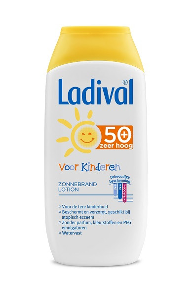 Ladival Melk Kind SPF50+ 200ml