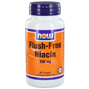 NOW Niacine Flushvrij 250 mg