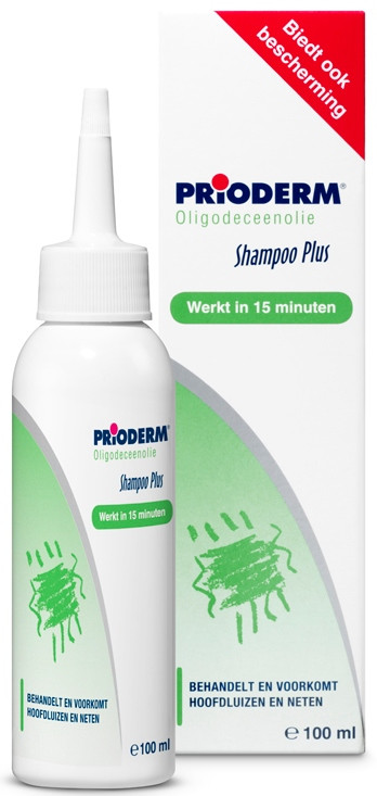 Prioderm Shampoo Plus 100 ml