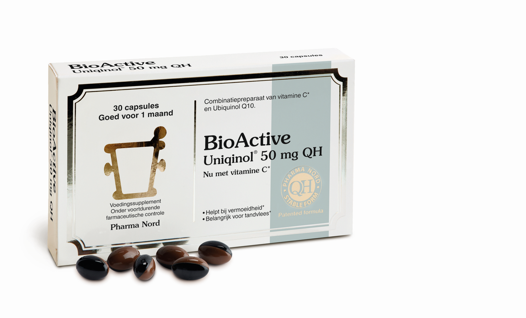 Pharma Nord BioActive Q10 Uniquinol 50 mg