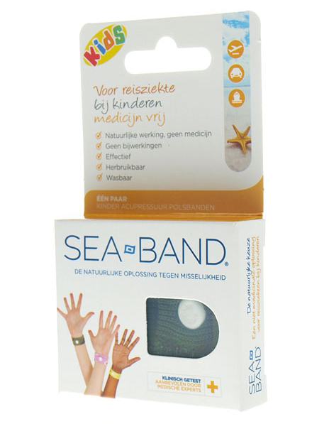 Sea Band Polsband Kinderen