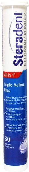 Steradent Triple Action Plus