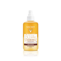 Vichy Capital Soleil zonbeschermend water Optimale bruine teint SPF50 200ml