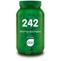 242 Vitamine B-complex Co-Enzym