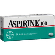 Aspirine Tabletten