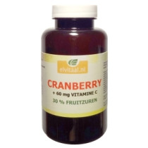 Elvitaal Cranberry + 60 mg Vitamine C