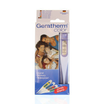 Geratherm Thermometer Color