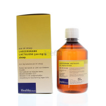 Healthypharm Laxeerdrank lactulose 500 mg/g