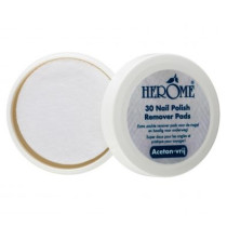 Herôme Caring Nagellak Remover Pads