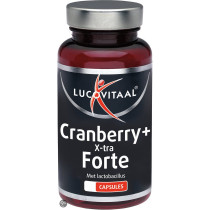 Lucovitaal Cranberry+ X-tra Forte