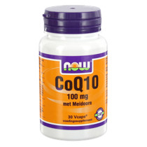 NOW CoQ10 100 mg Met Meidoorn