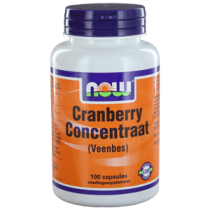NOW Cranberry Concentraat (Veenbes)