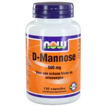 NOW D-Mannose 500 mg