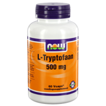 NOW L-Tryptofaan 500 mg