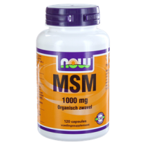 NOW MSM 1000mg
