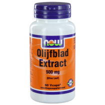 NOW Olijfblad Extract 500mg