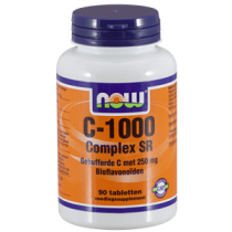 NOW Vitamine C-1000 Complex Sustained Release