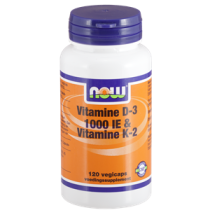 Now Vitamine D-3 1000 IE & Vitamine K-2