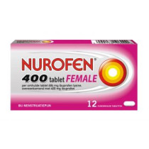 Nurofen Female 400 mg