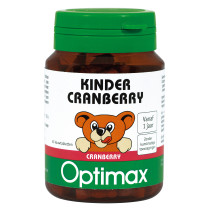 Optimax Kinder Cranberry