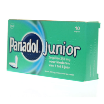 Panadol Junior 250mg