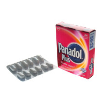 Panadol Plus Gladde Tablet