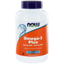 NOW Omega 3 Plus Hoog EPA / DHA