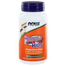 NOW Berry Dophilus Probiotica Kids