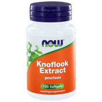 NOW Knoflook Extract