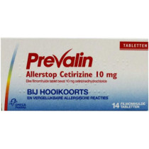 Prevalin Allerstop 10 mg