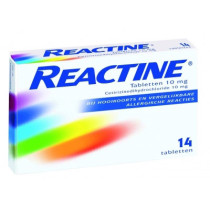 Reactine 10 mg