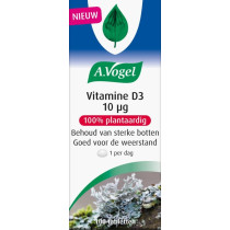 A. Vogel Vitamine D3 10ug 100 tabletten