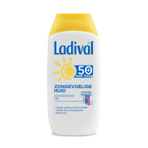 Ladival Zongevoelige Huid gel SPF50+ 200ml