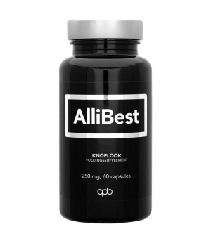 Allibest 250mg 60 capsules