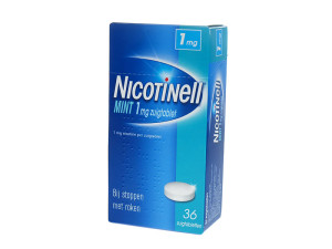 Nicotinell Mint zuigtablet