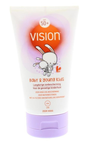 Vision Baby & Young Kids SPF 50+