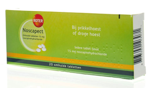 Roter Noscapect 15mg