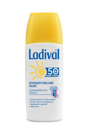 Ladival Zongevoelige huid spray SPF50 150ml