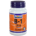 NOW Vitamine B-1 100 mg
